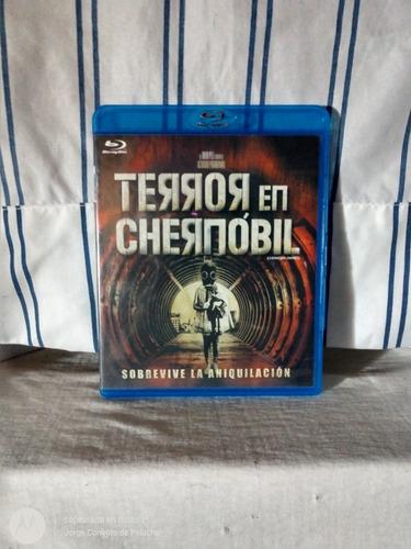 Imagen 1 de 3 de Terror En Chernobyl Blu-ray Excelente Estado Envío Incluído