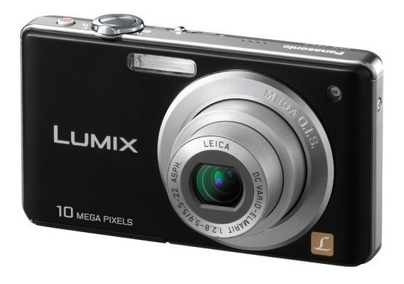 Panasonic Lumix Dmc Fs62 10 Mp-semi Nova