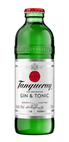 Gin Tanqueray Tonic 275 Ml