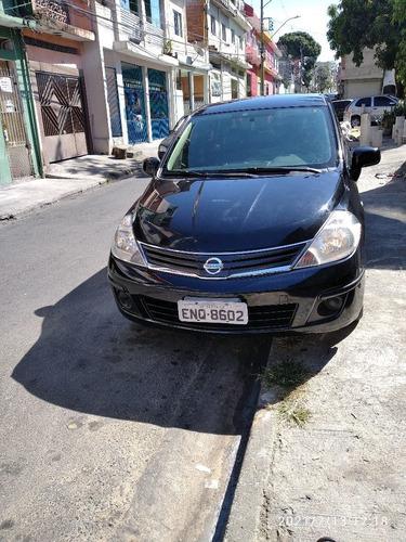 Nissan Tiida 2011 1.8 Sl Flex 5p