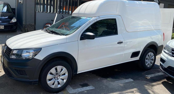 Volkswagen Saveiro 1.6 Starline Std 2018
