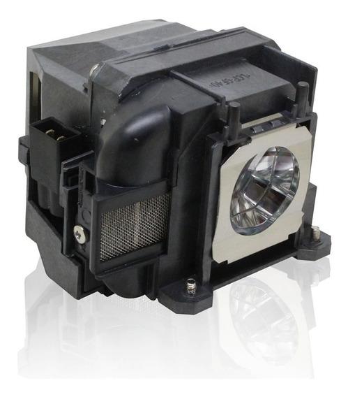 Lâmpada Projetor Epson X24 X24+ S18 X18 X17 S17 Elplp78 Case