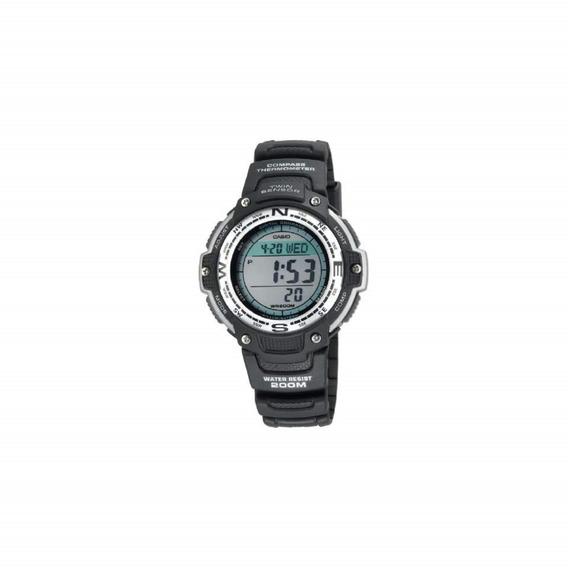 Relogio Casio Sgw-100-1v Bussola Termometro