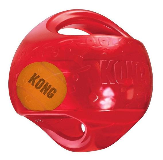 Brinquedo Cães Kong Jumbler Ball Large X-large Vermelho