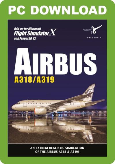 Fsx/p3d V4 - Aerosoft Airbus A318/a319