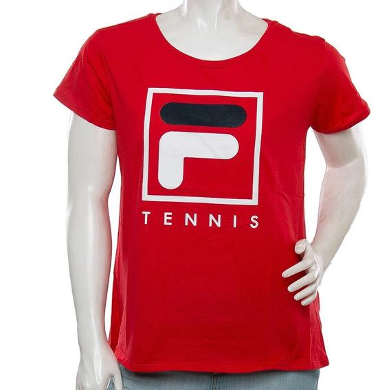 Remera Tennis Fila Blast Tienda Oficial