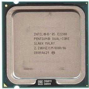 Processador Intel Dual Core 2.26ghz/1m/800/ E2200