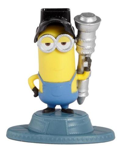 Minions Mini Figura Kevin 5 Cm - Mattel