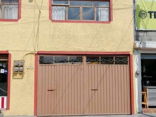 Departamento En Renta En Primer Nivel En Valle Verde, Toluca