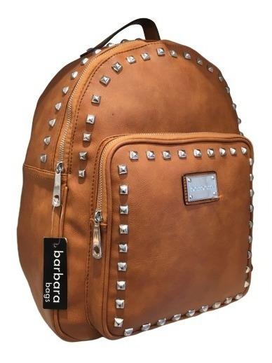 Mochila Grande Barbara Bags By Showroom Ibbags Liquidacion