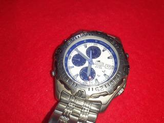 Reloj Lotus Cronografo Chronograph Tachymeter
