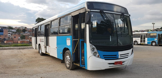 Ônibus Neobus Mega Vw17.230 2007 2008 41l 3p Aurovel .