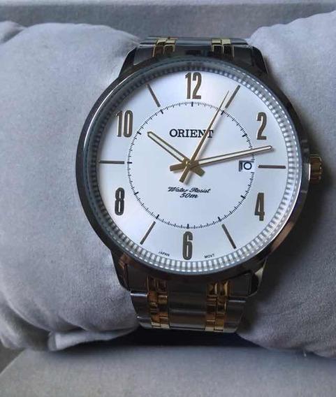Relógio Analógico Orient