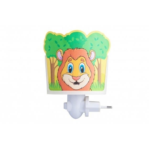 Mini Abajur Leão