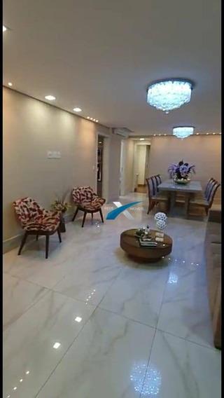 Apartamento Com 4 Quartos À Venda, 183 M² Por R$ 1.100.000 - Castelo - Belo Horizonte/mg - Ap4860