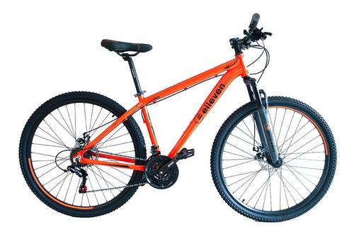 Imagem 1 de 1 de Bicicleta Elleven Gear Aro 29 17  21v Shimano Disco Lar/pr