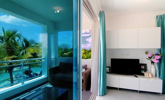 En Venta Apartamento En Bayahibe La Romana Con Playa ,pscin
