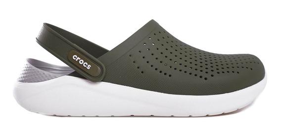 Zuecos Crocs Literide Clog -c204592-c37p- Trip Store