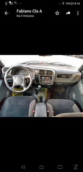 Chevrolet S10 2001 2.8 Dlx Cab. Dupla 4x2 4p