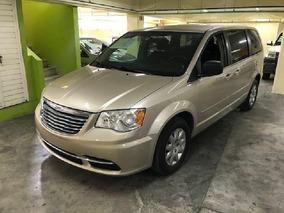 Chrysler Town & Country 2013 5p Lx V6 3.6 Aut