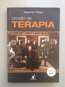 Livro Sessão De Terapia Jaqueline Vargas