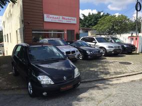 Renault Scenic Rxe 2.0 Blindada Por R$ 18.499,99
