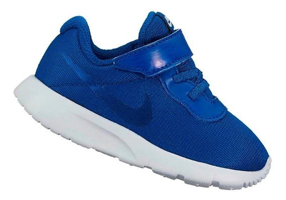 Tênis Nike Infantil Tanjun Azul Menino 818383402