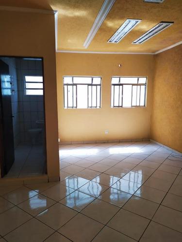 Sala Para Alugar, 35 M² Por R$ 900/mês - Vila Pires - Santo André/sp - Sa0070