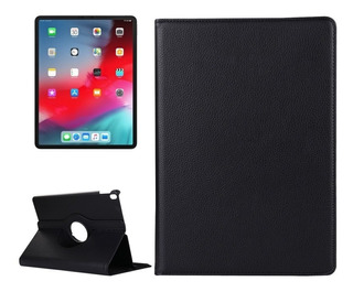 Funda iPad Air Air2 5ta 6ta Gen Giratoria 360° Símil Cuero #