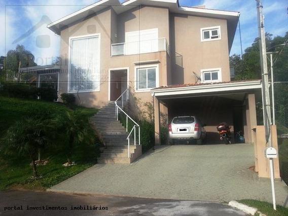 Casa Em Condomínio Para Venda Em Cajamar, Condomínio Capital Ville Iii, 4 Dormitórios, 3 Suítes, 4 Banheiros, 4 Vagas - Co01a_1-784953