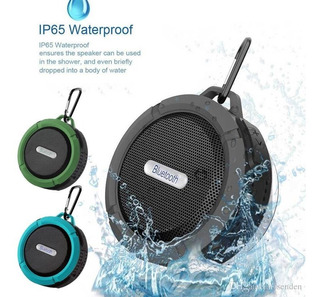 Parlante Bluetooth Mini Speaker C6 Waterproof *oferta*