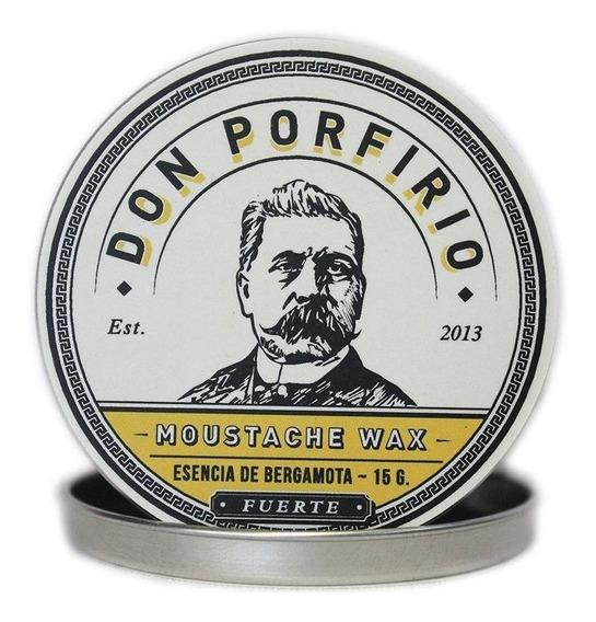 0.0 - Bergamota - Don Porfirio - Cera Fuerte 15g