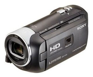 Cámara De Video Sony Hdr Pj440 Funda Original De Regalo