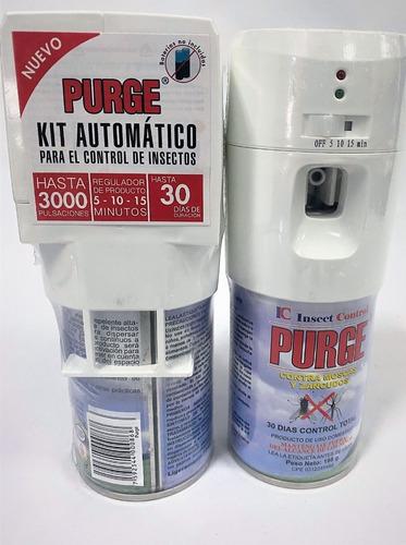Kit De Purge 198grs Mas El Dispensador Automatico Tienda