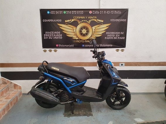 Yamaha Bws X 125 Mod 2016 Al Dia Traspaso Incluido