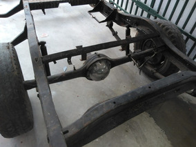 Chevrolet/gm Pick Up 3100 47/51 Chassis Original