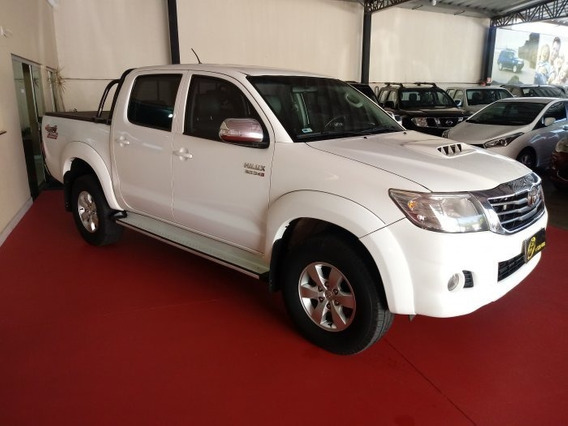 Hilux 3.0 Srv Top 4x4 Cd 16v Turbo Intercooler Diesel 4p ...