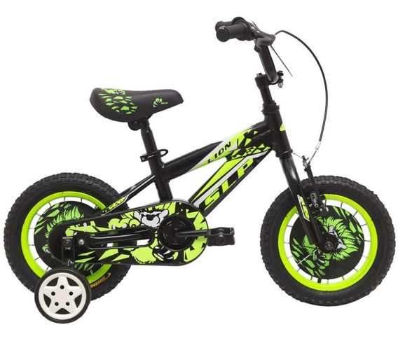 Bicicleta Bmx Slp Lion R12 Envío Gratis.