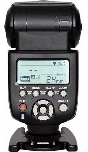 Pixel0116 Flash Yongnuo Yn-560 Iii - Canon Nikon
