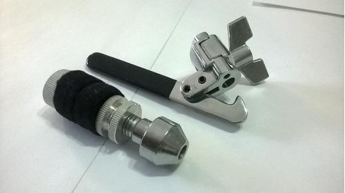 Imagen 1 de 3 de Tilter Rapido De Hihat P/ Bateria Y Percusion Lazer