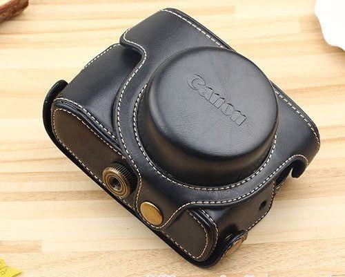 Case Capa Bolsa Protetora .para Canon G1 X Ii - Opção Cores