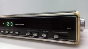 Rádio Relógio Megatone, Bem Antigo Bom Estado.