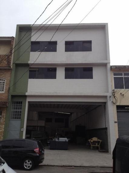 Galpão Comercial À Venda, Belenzinho, São Paulo. - Ga0054