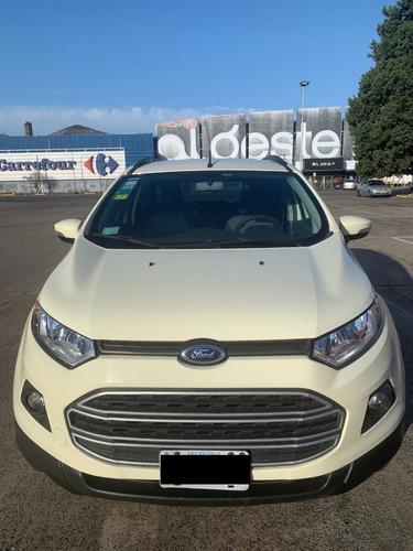 Ford Ecosport Se 1.6l Mt N - Excelente Estado