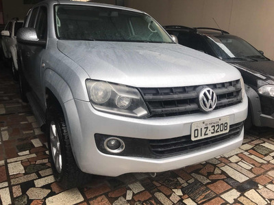 Volkswagen Amarok 2.0 S Cab. Dupla 4x4 4p 122hp 2013