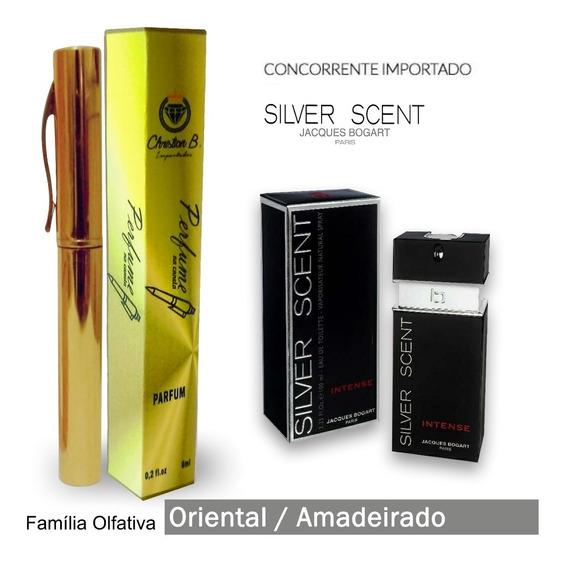 Perfume Device - Família Olfativa Silver Scent