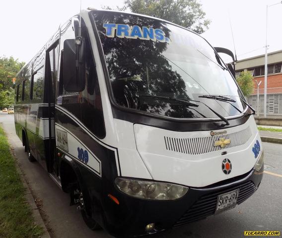 Autobuses Buses Chevrolet Marcopolo
