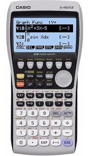 Calculadora Graficadora Casio Fx 9860 Gii Científic Original