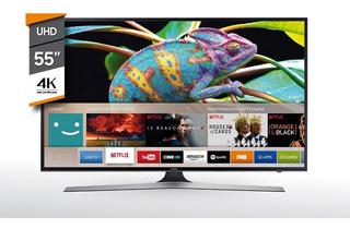 Led Smart Tv 4k Un55mu6100