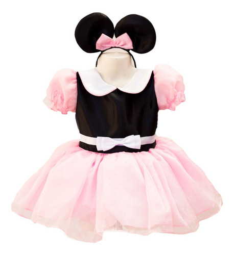 Disfraz Vestido Minnie Mouse Princesa
